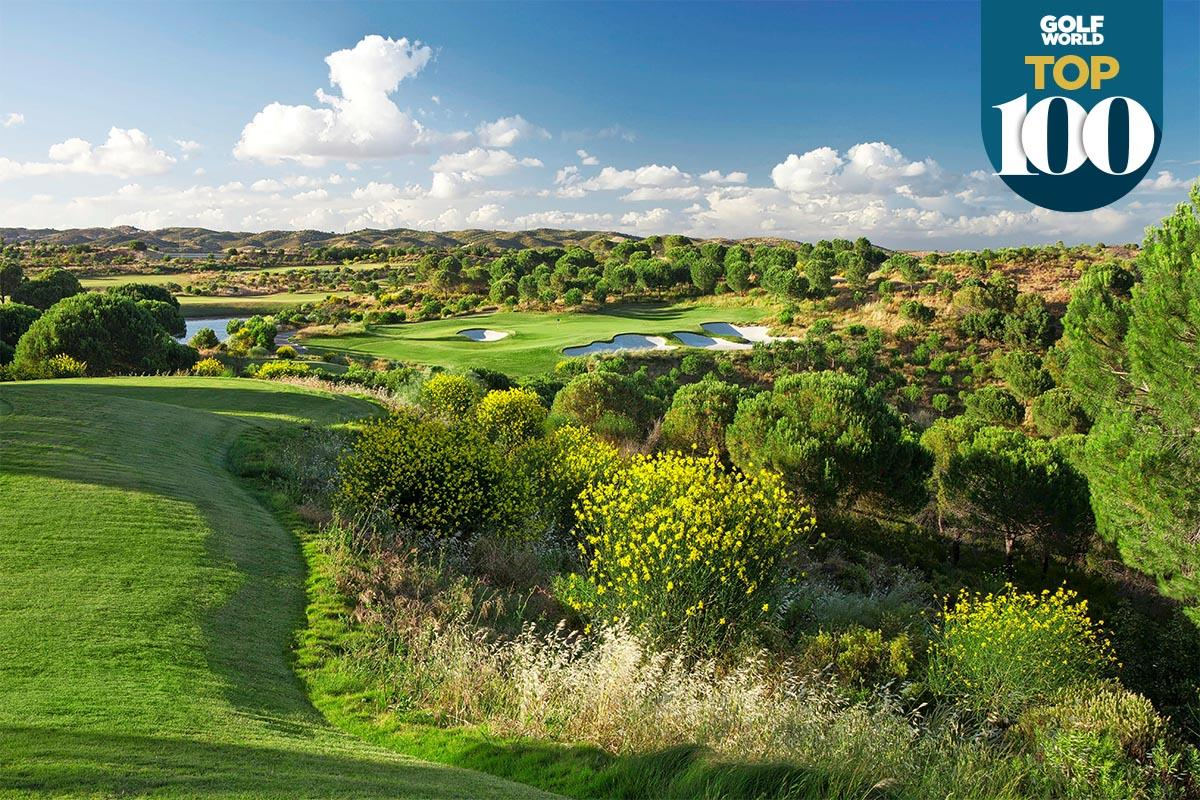 Monte Rei is the best golf course in Portugal.