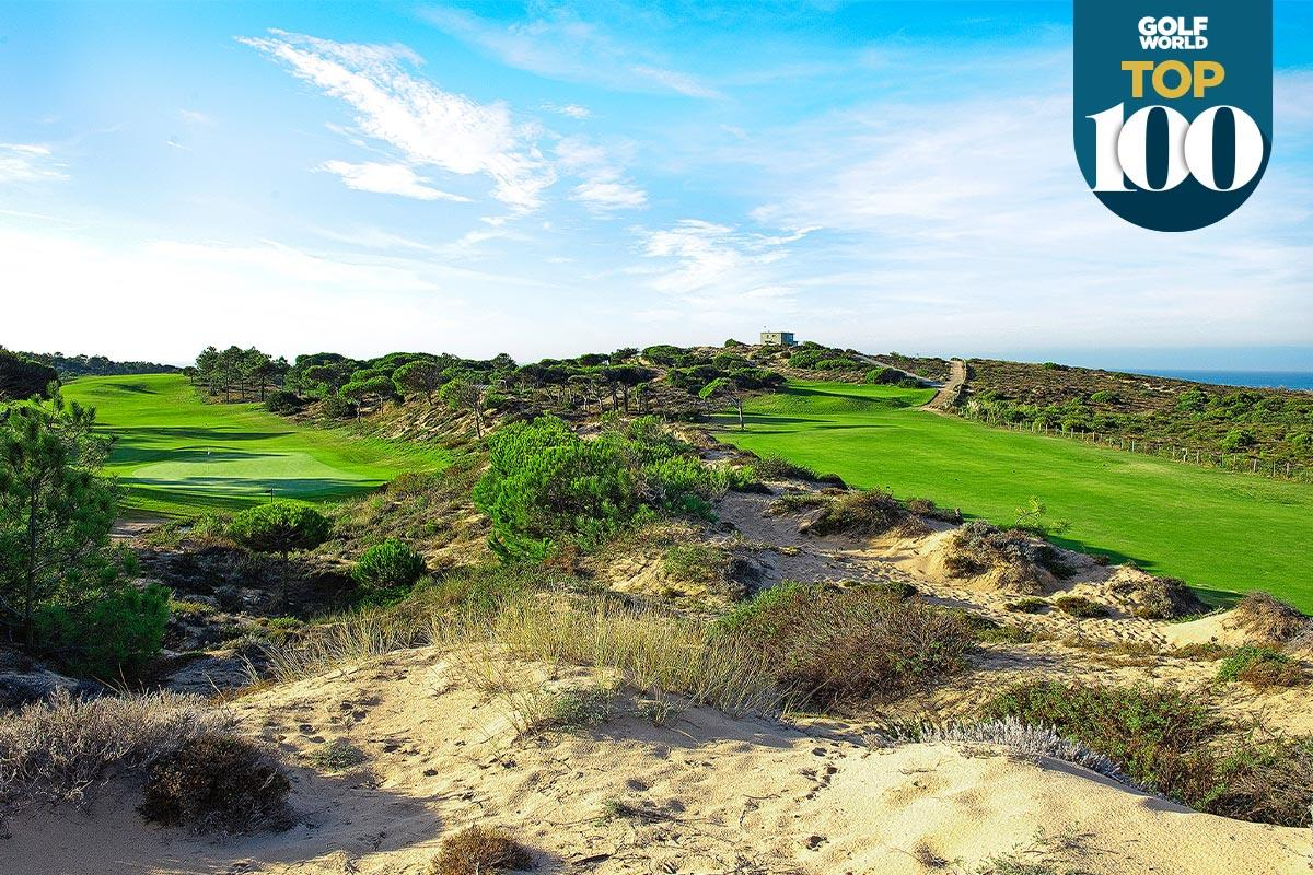Oitavos Dunes is one of the best golf courses in Portugal.
