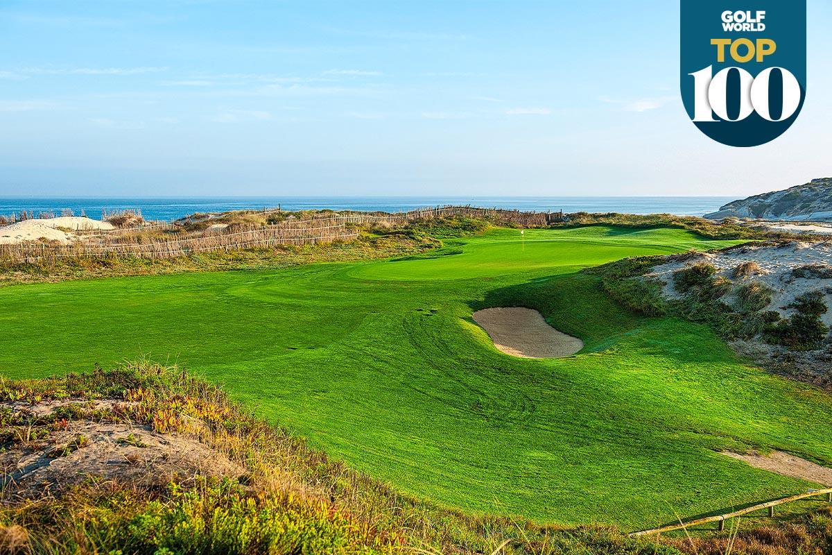 Praia D'el Rey is one of the best golf courses in Portugal.