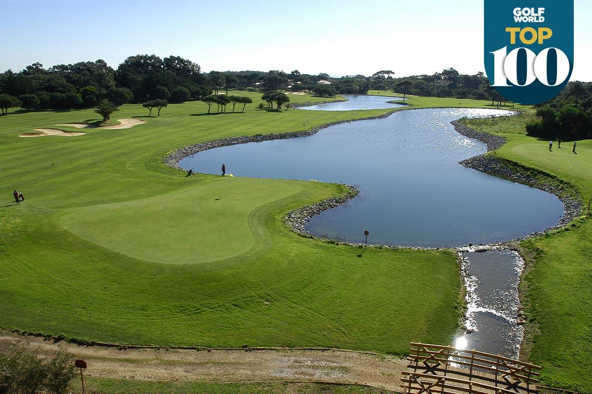 Quinta da Marinha is one of best golf courses in Portugal.