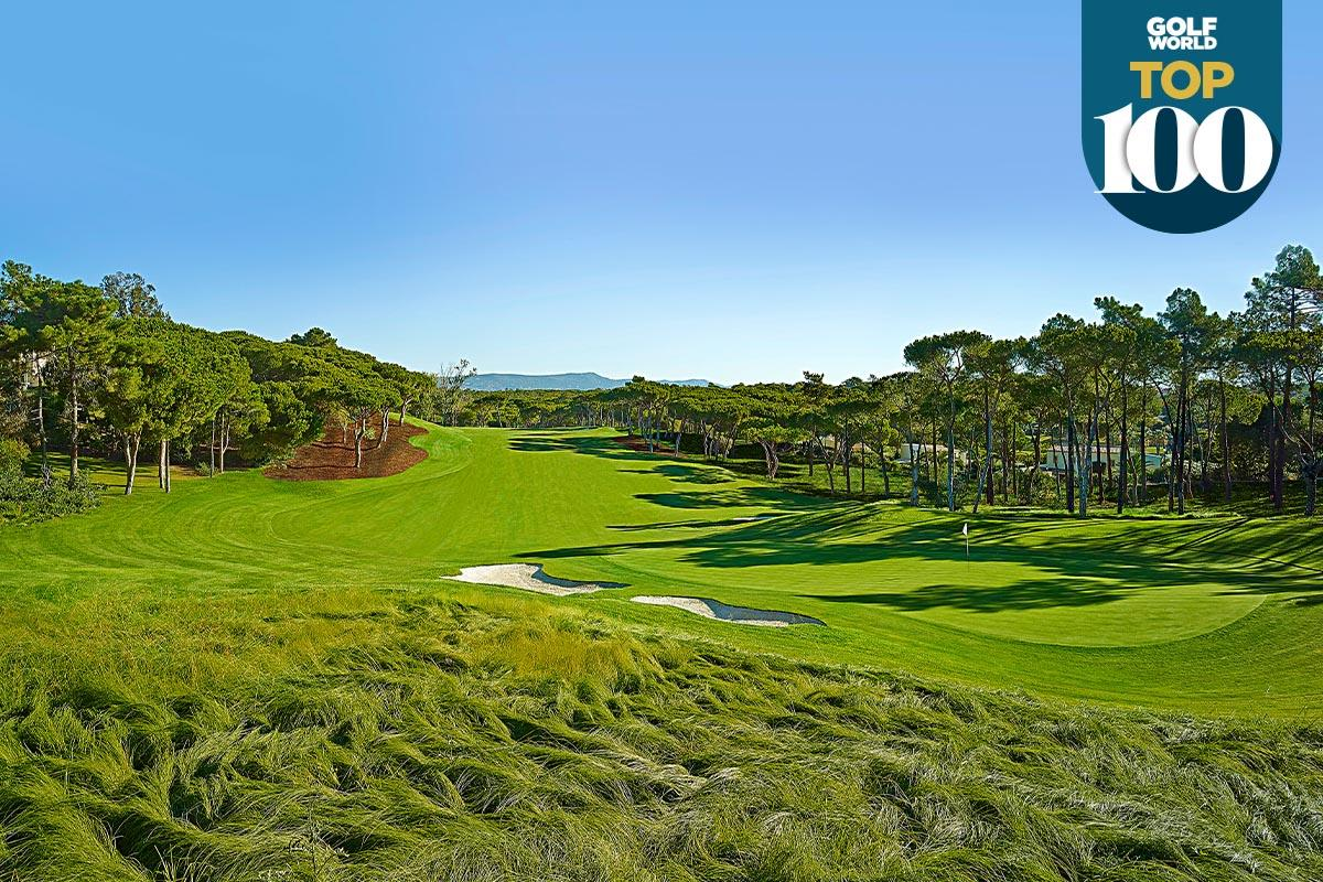 The North course at Quinta do Lago is one of the best golf courses in Portugal.