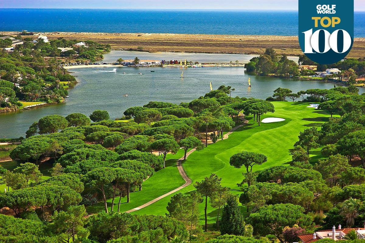 Quinta do Lago (South) is one of the best golf courses in Portugal.