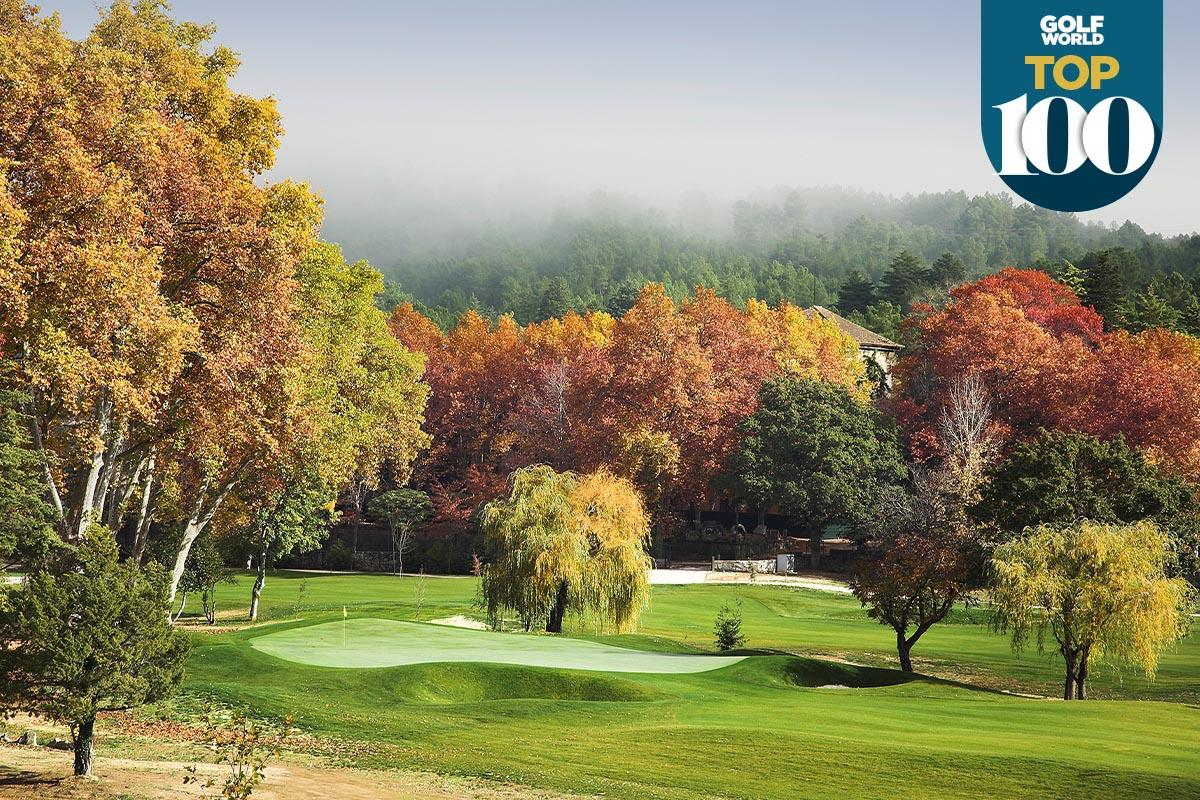 Vidago Palace is one of best golf courses in Portugal.