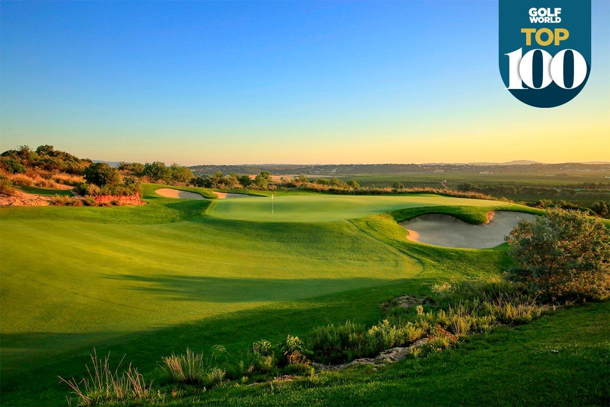 Amendoeira is one of the best golf resorts in continental Europe.