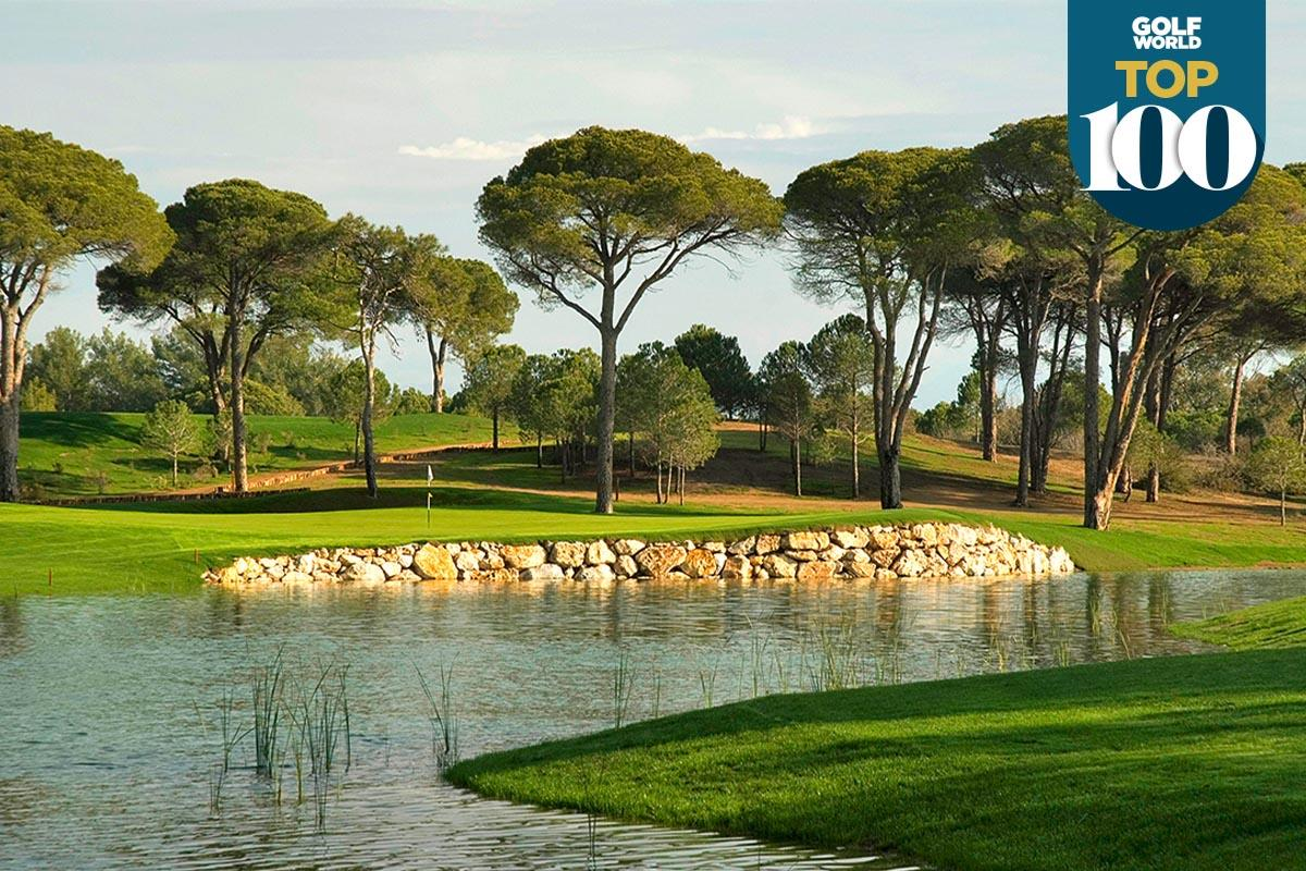Cornelia is one of the best golf resorts in continental Europe.