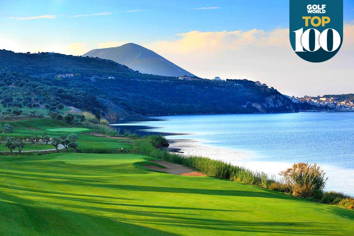 Costa Navarino is one of the best golf resorts in continental Europe.