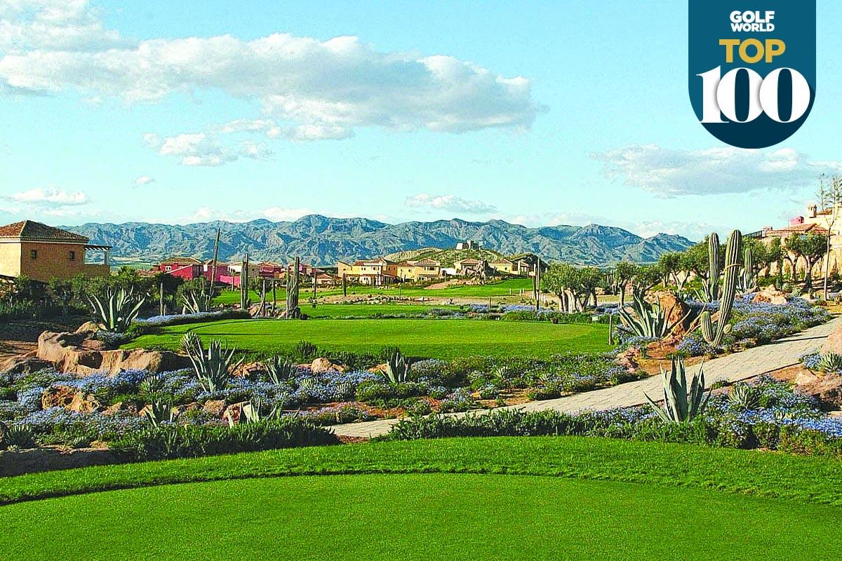Desert Springs is one of the best resorts in continental Europe.
