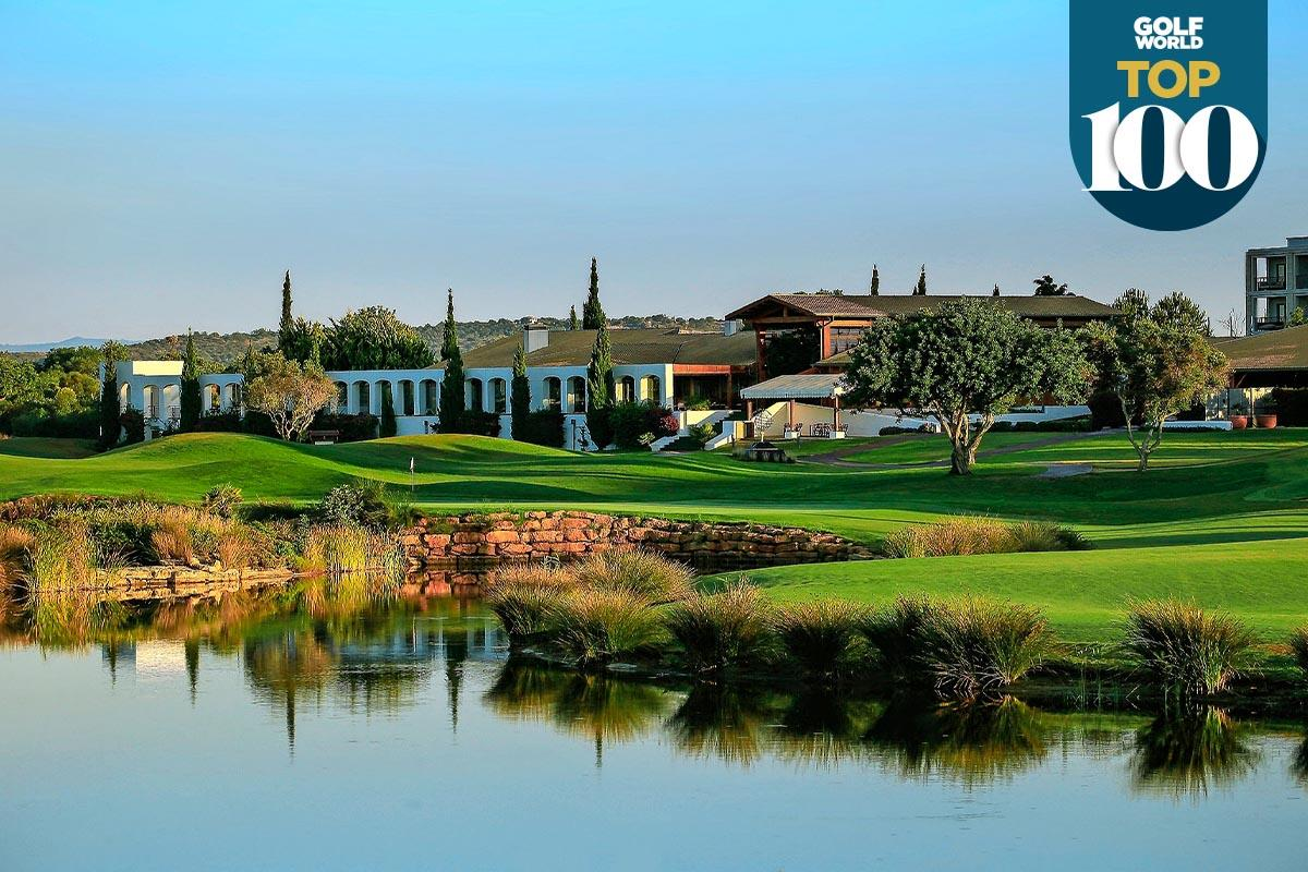 Dom Pedro is one of the best golf resorts in continental Europe.