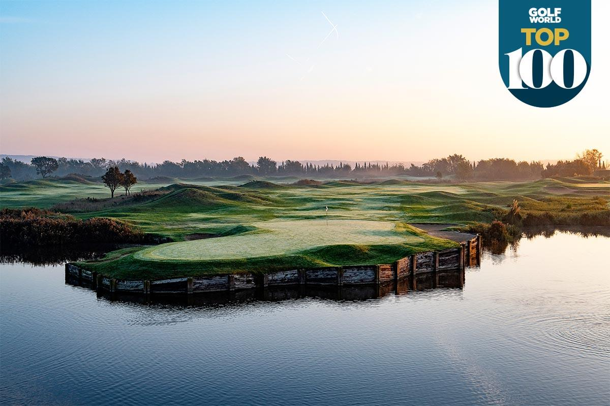 Emporda is one of the best golf resorts in continental Europe.