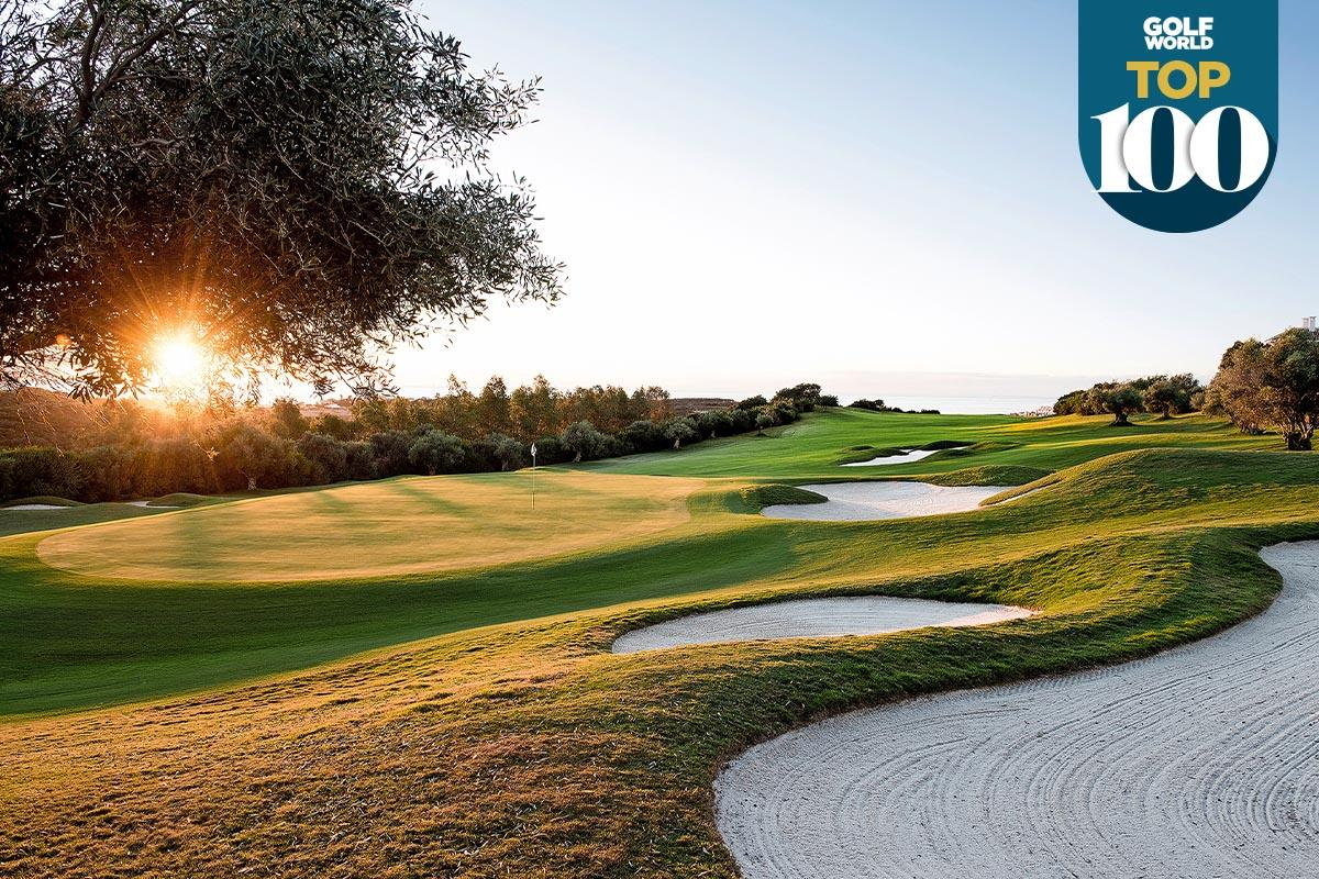 Finca Cortesin is one of the best golf resorts in continental Europe.