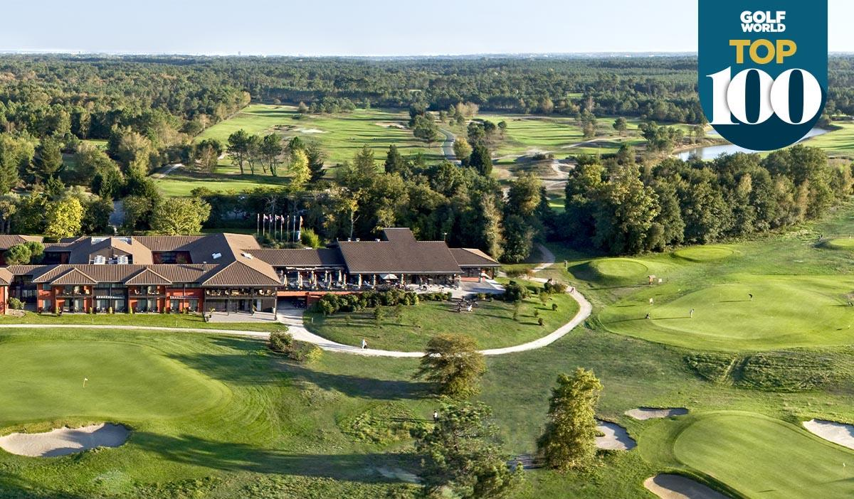 Golf du Medoc is one of the best golf resorts in continental Europe.