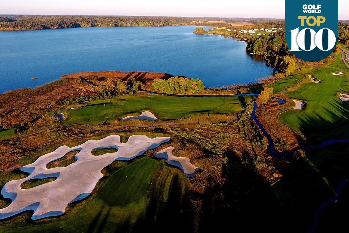 Kytaja is one of the best golf resorts in continental Europe.