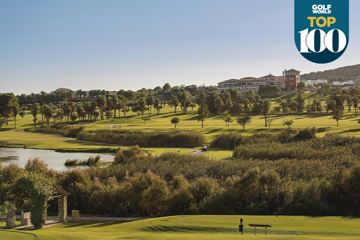 La Finca is one of the best golf resorts in continental Europe.