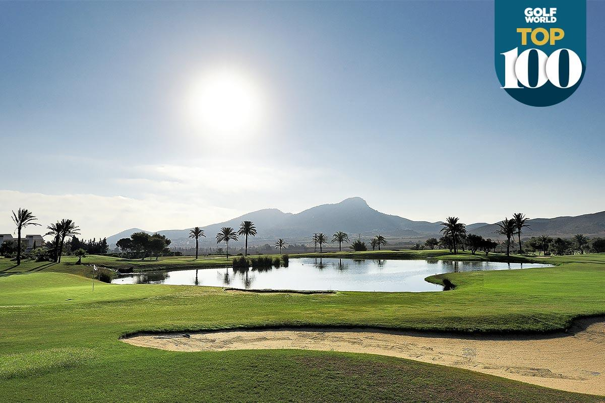 La Manga Club is one of the best golf resorts in continental Europe.