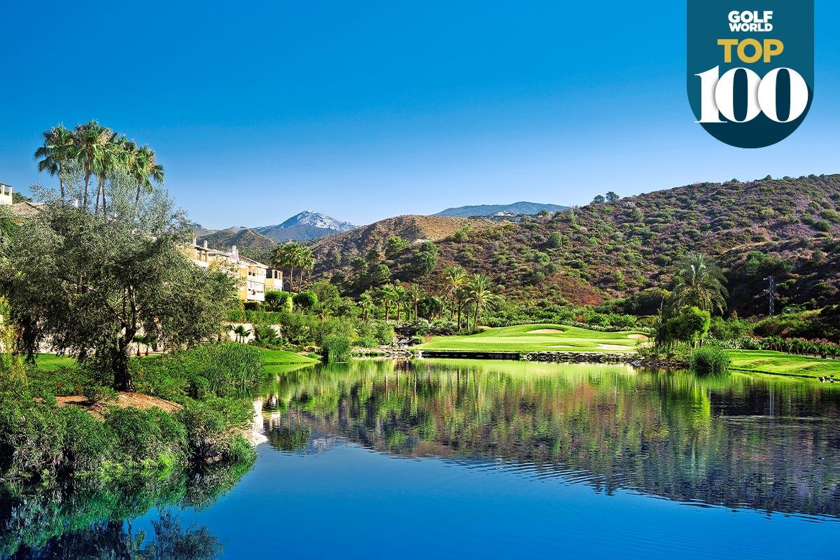 La Quinta is one of the best golf resorts in continental Europe.