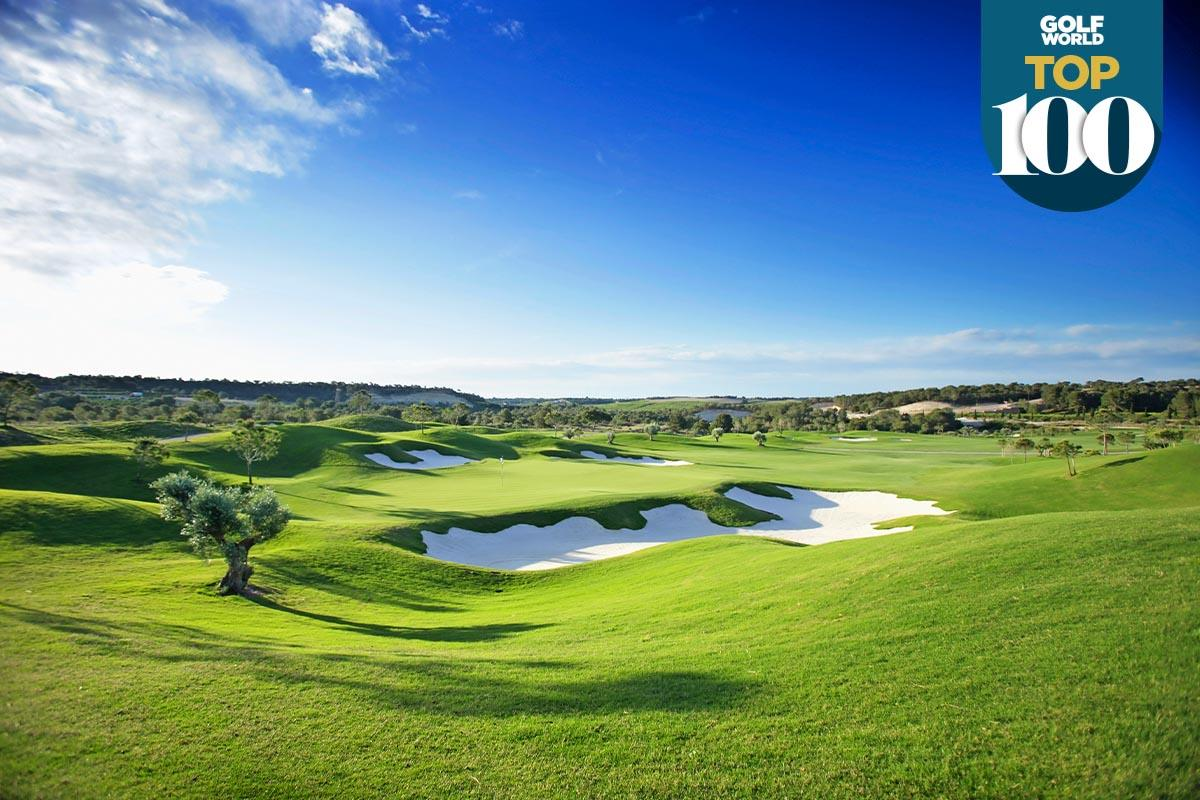 Las Colinas is one of the best golf resorts in continental Europe.