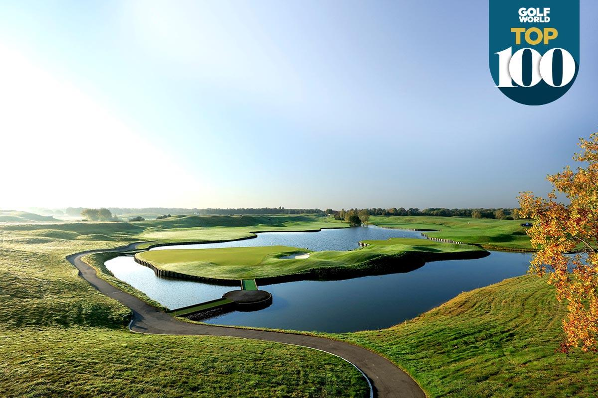 Le Golf National is one of the best golf resorts in continental Europe.