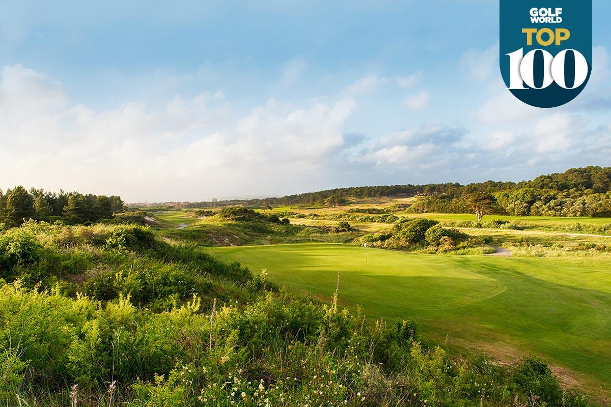 Le Touquet is one of the best golf resorts in continental Europe.