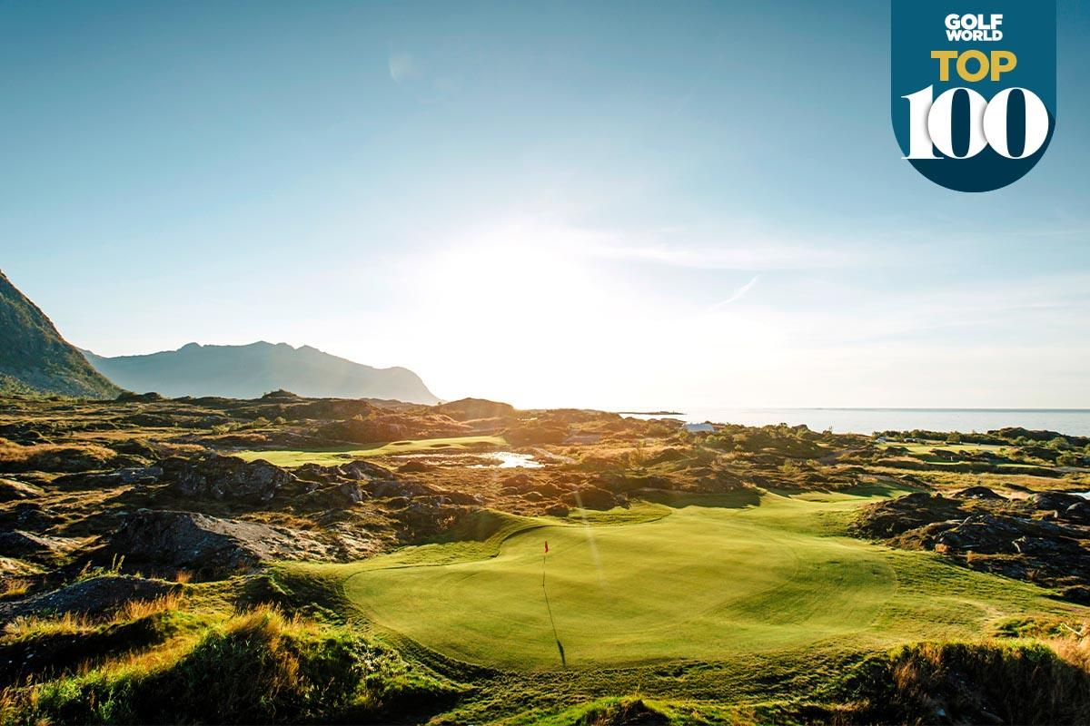 Lofoten Links is one of the best golf resorts in continental Europe.