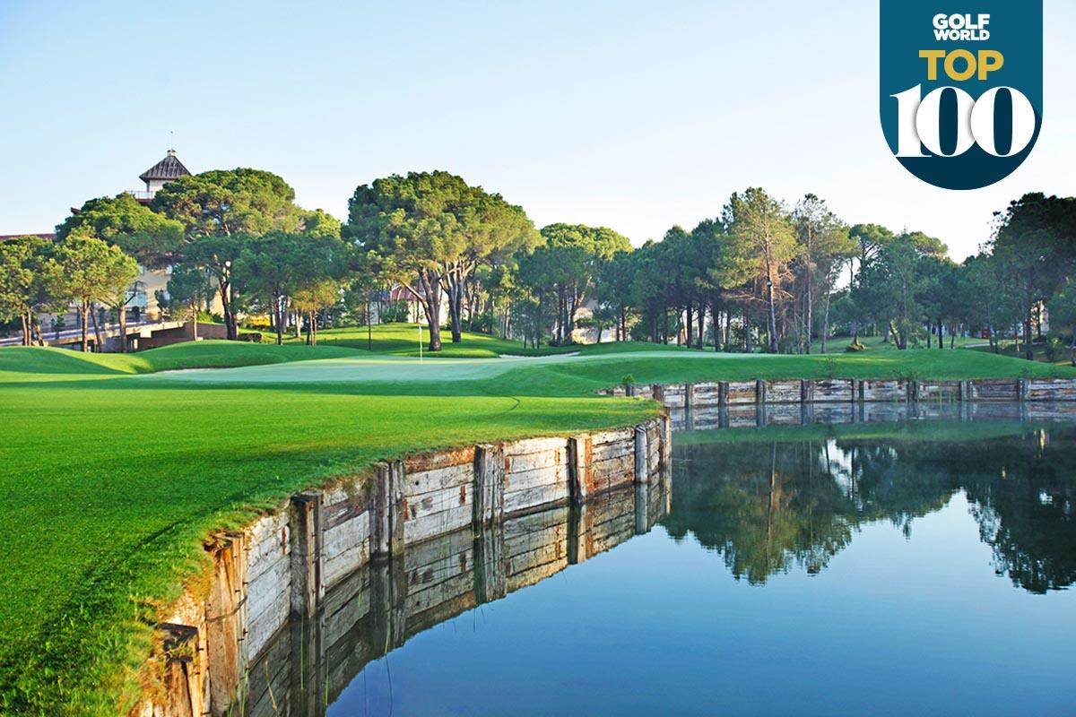 Montgomerie Maxx Royale is one of the best golf resorts in continental Europe.