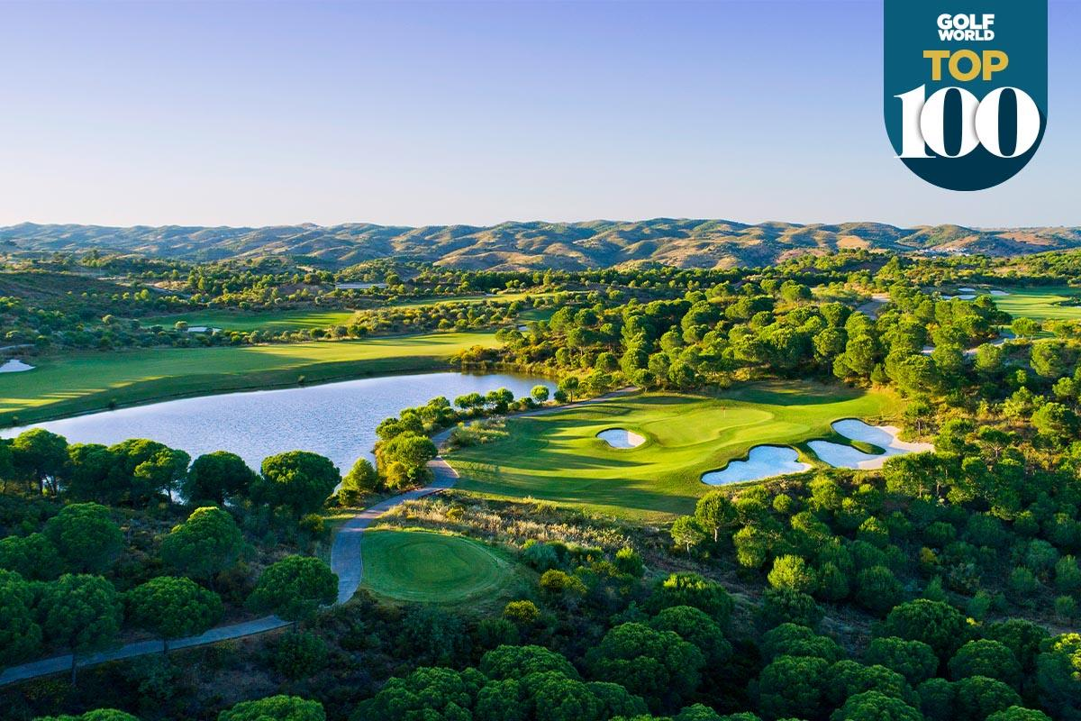 Monte Rei is one of the best golf resorts in continental Europe.