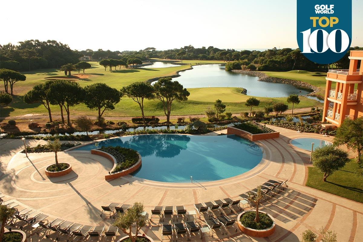 Quinta da Marinha is among the best golf resorts in continental Europe.