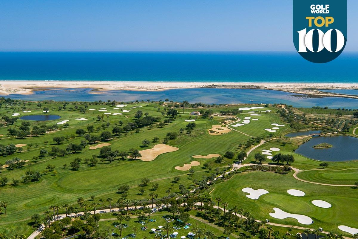 Quinta da Ria is one of the best golf resorts in continental Europe.