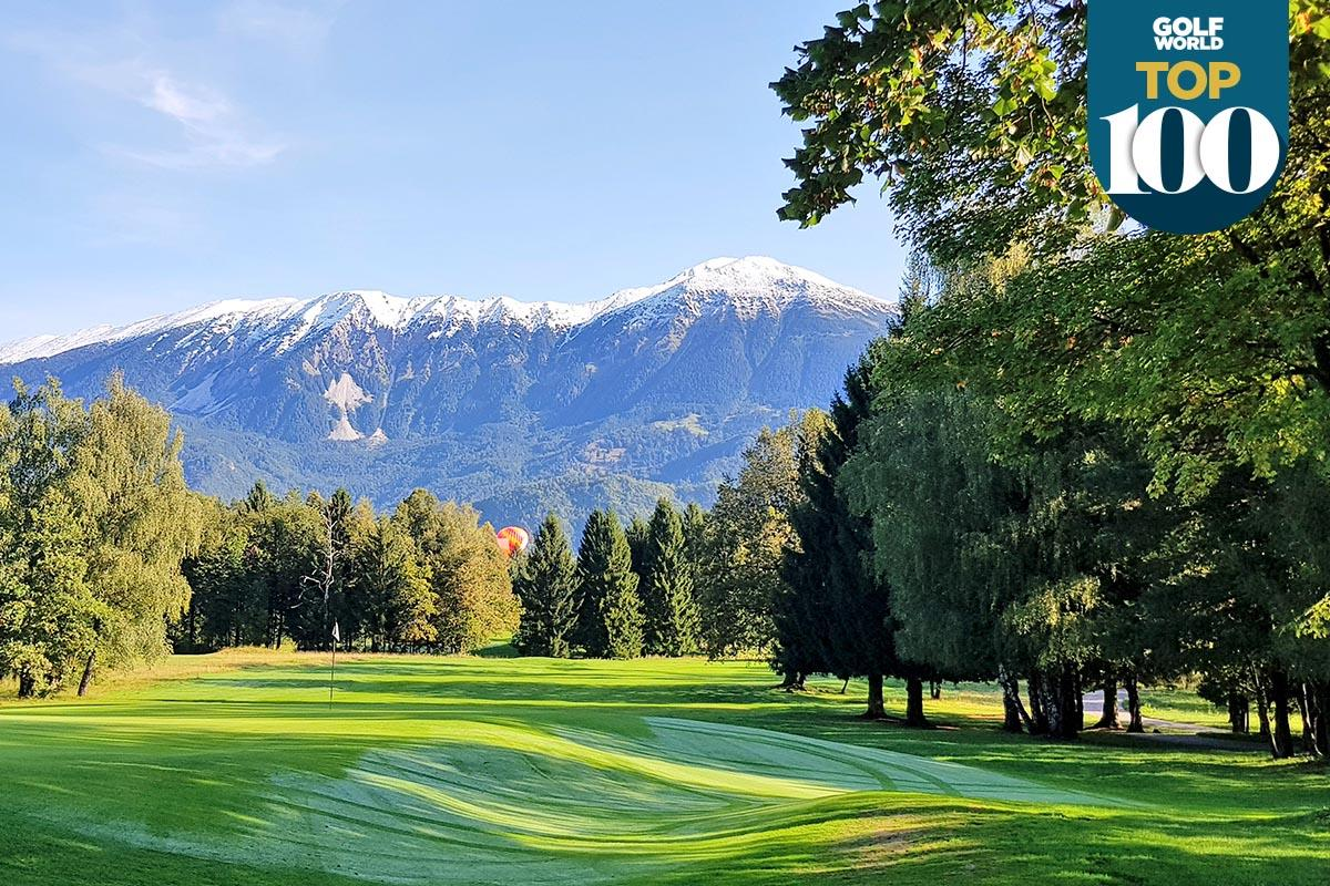 Royal Bled is one of the best golf resorts in continental Europe.