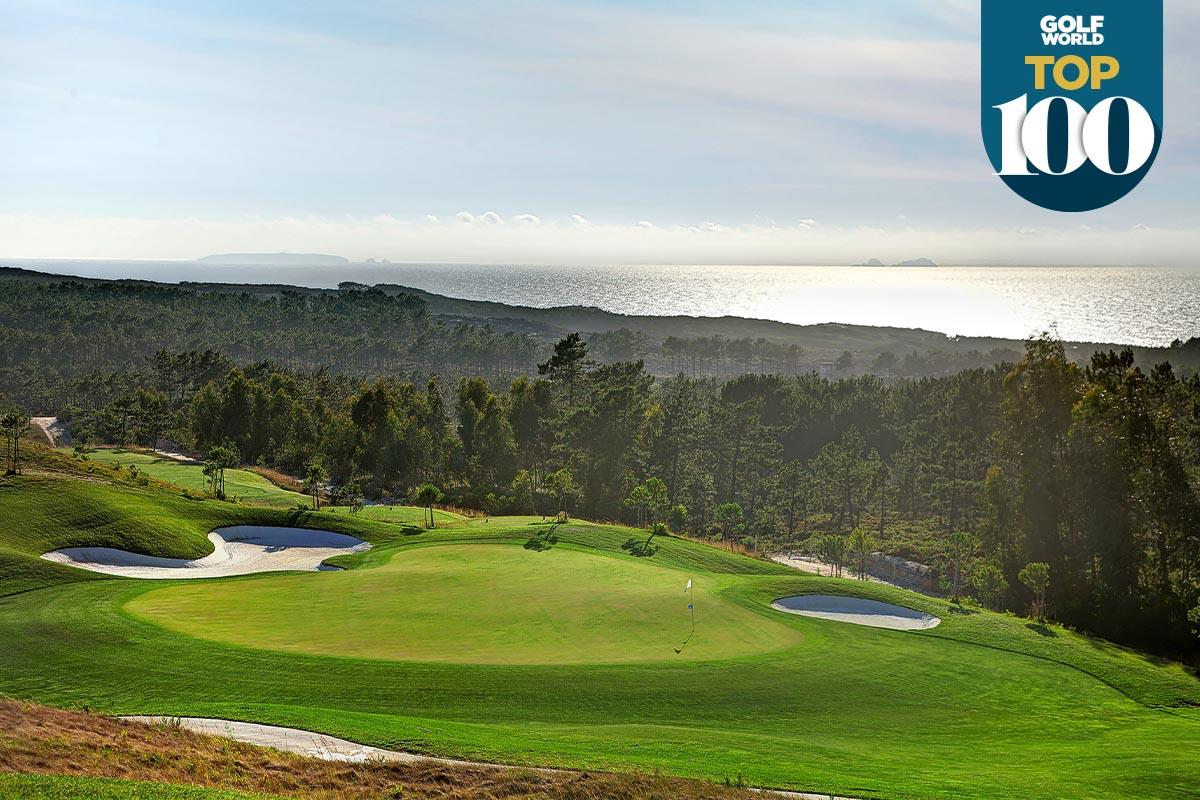 Royal Obidos is one of the best golf resorts in continental Europe.