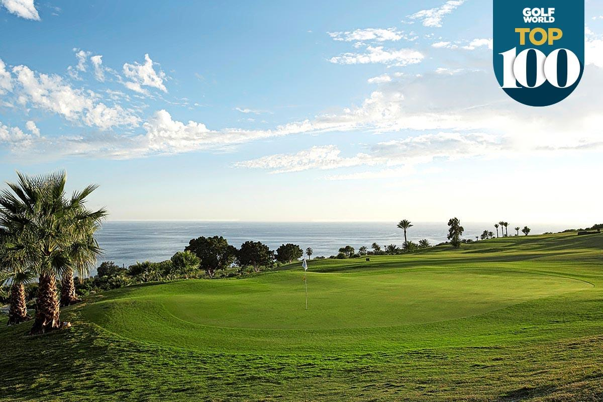 Tecina is one of the best resorts in continental Europe.