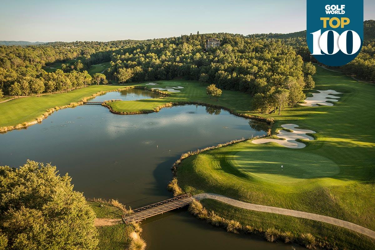 Terre Blanche is the best golf resort in continental Europe.