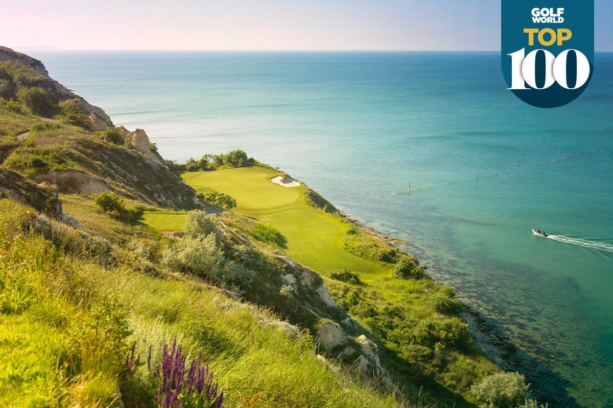 Thracian Cliffs is one of the best golf resorts in continental Europe.