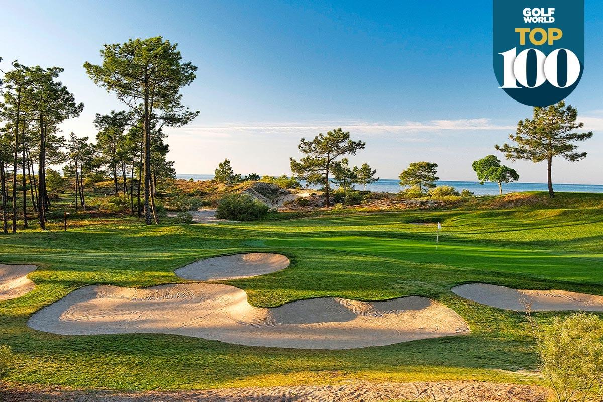 Troia is one of the best golf resorts in continental Europe.