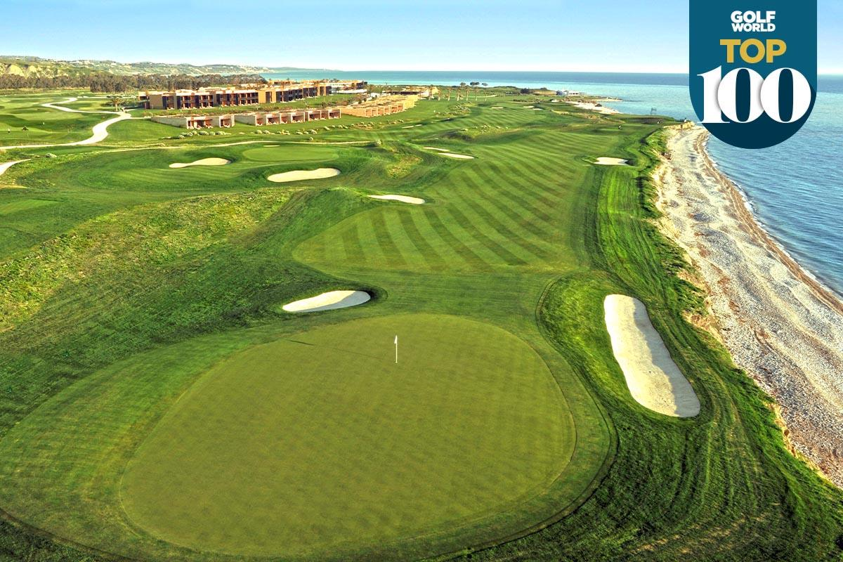 Verdura is one of the best golf resorts in continental Europe.
