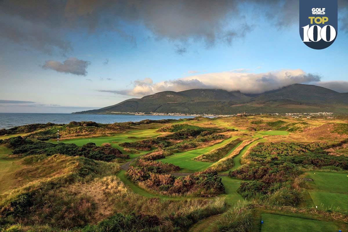 Royal County Down is home to one of the world's best golf courses.