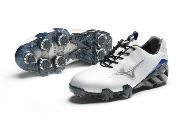 Summary This is Mizuno Golf Japan 2013 Spring Summer Light Style Model 33 Spike Less Shoes EEE. Artificial Leather, EEE